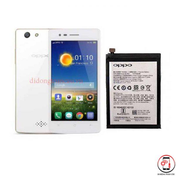 Thay pin Oppo Neo 5