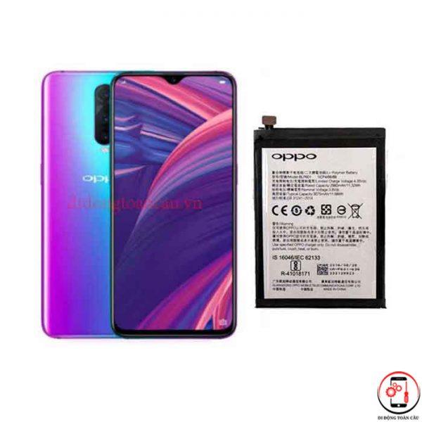 Thay pin Oppo R17 Pro