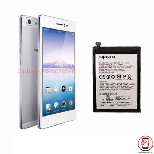 Thay pin Oppo R7