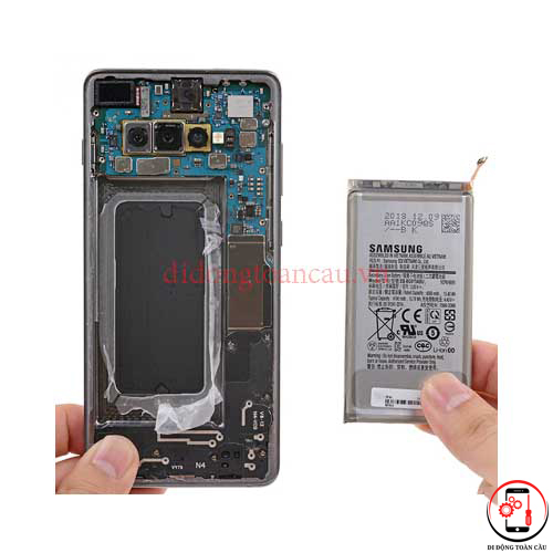 Thay pin Samsung S10 Plus