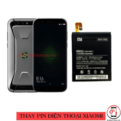 Thay pin Xiaomi Black Shark
