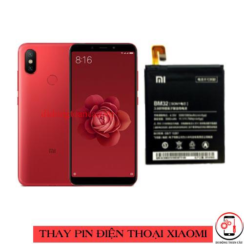 Thay pin Xiaomi Mi 6x