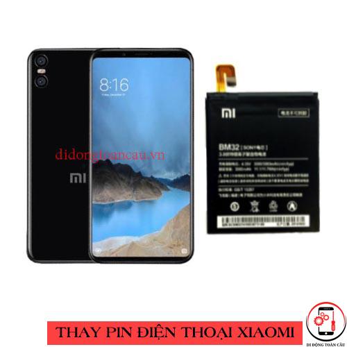 Thay pin Xiaomi Mi 7