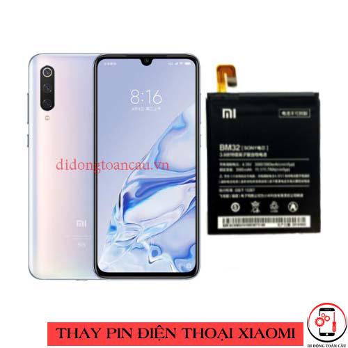 Thay pin Xiaomi Mi 9 Pro 5G