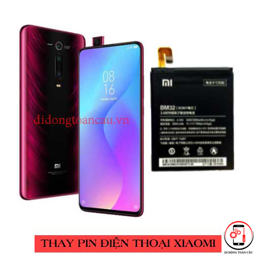 Thay pin Xiaomi Mi 9T