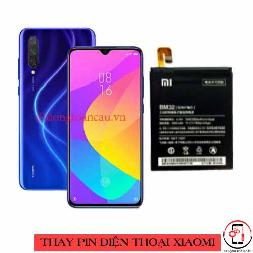 Thay pin Xiaomi Mi CC9