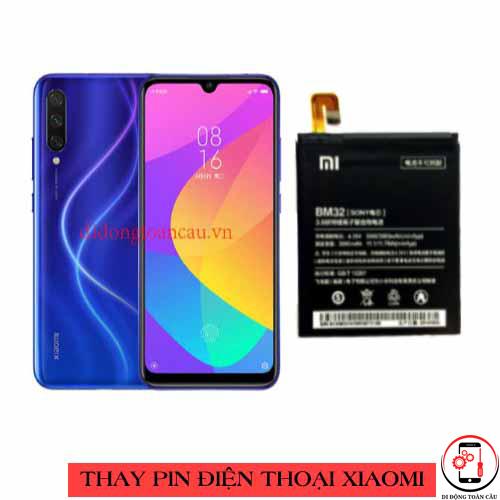 Thay pin Xiaomi Mi CC9e