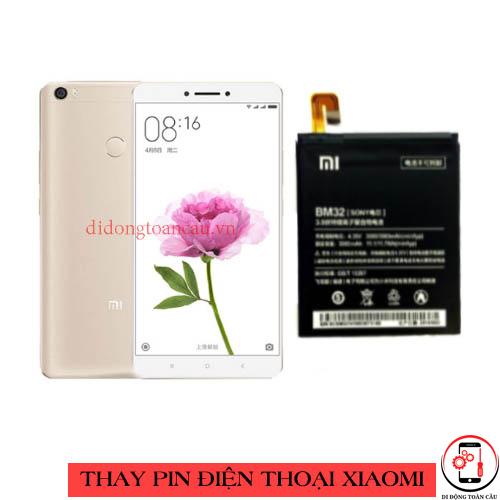 Thay pin Xiaomi Mi Max 1