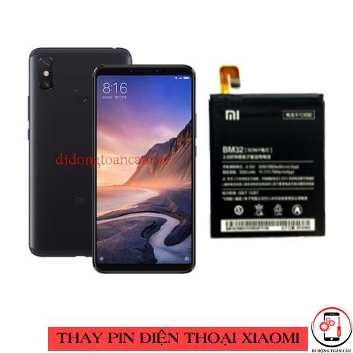 Thay pin Xiaomi Mi Max 3