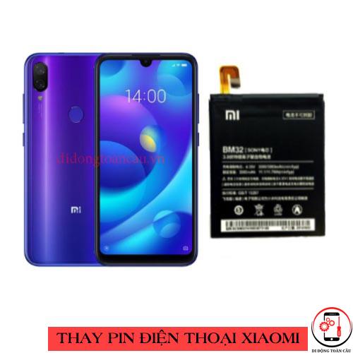 Thay pin Xiaomi Mi Play