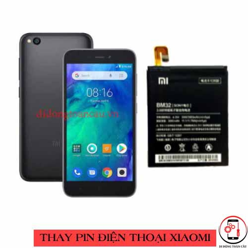 Thay pin Xiaomi Redmi Go