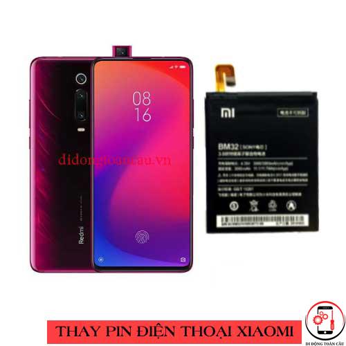 Thay pin Xiaomi Redmi K20 Pro