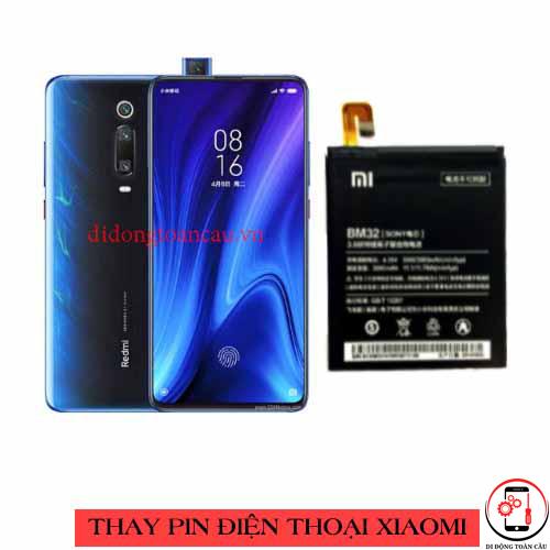Thay pin Xiaomi Redmi K20