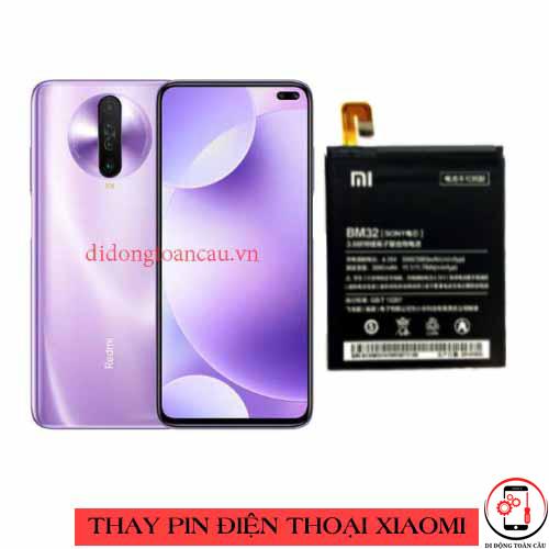Thay pin Xiaomi Redmi K30 5G