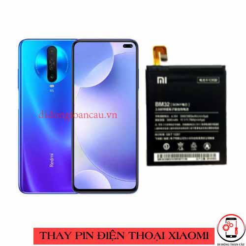 Thay pin Xiaomi Redmi K30