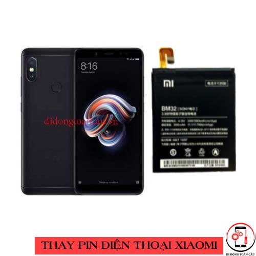 Thay pin Xiaomi Redmi Note 5a Pro