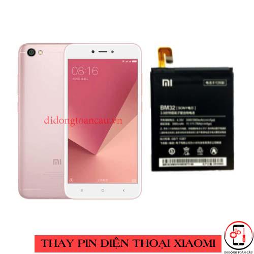 Thay pin Xiaomi Redmi Note 5a