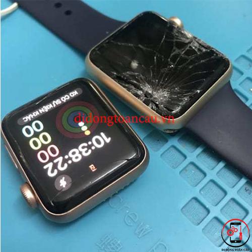 Thay mặt kính Apple Watch SE